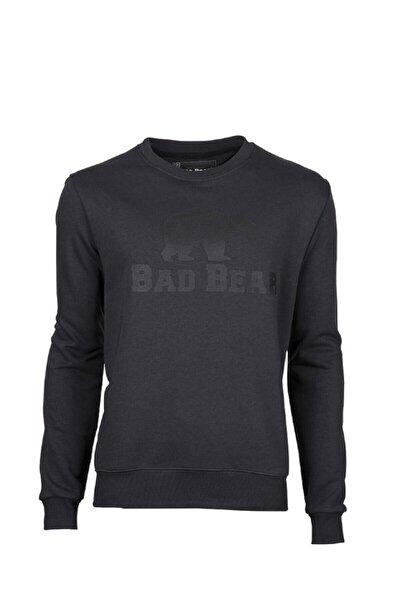 Erkek Beyaz Sweatshirt - Gri