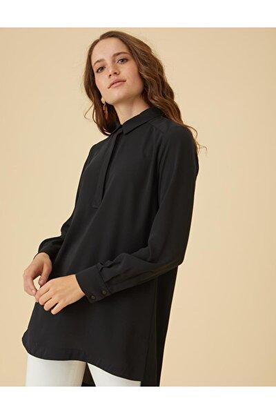 Basic Tunik Siyah Sz 21500