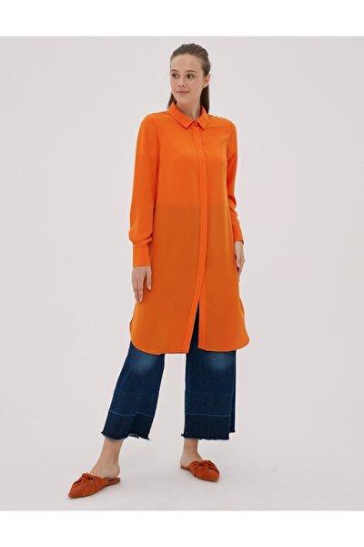 Basic Tunik Orange Sz 21502