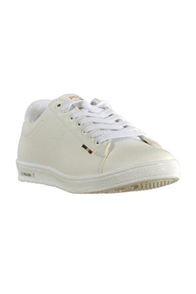 FRANCO 9PR Beyaz Kadın Sneaker Ayakkabı 100417867