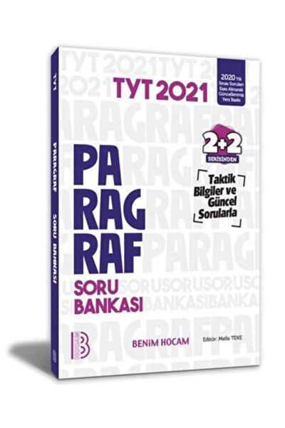 2021 Tyt Paragraf Soru Bankası 2+2 Serisinden