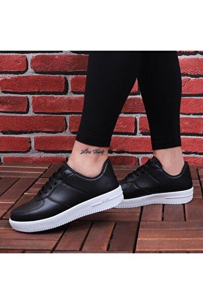 Kadın Yüksek Taban Spor Ayakkabı