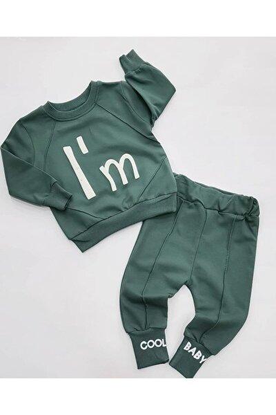 Hazar I'm Cool Baby Mevsimlik 2li Takım