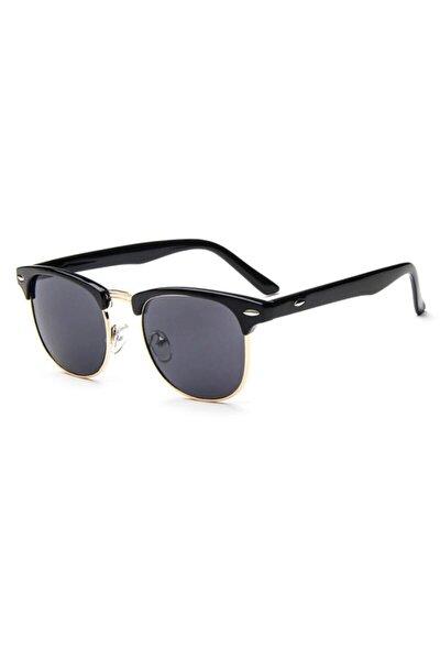 Unisex Siyah Güneş Gözlüğü Clbmstr1a Gold