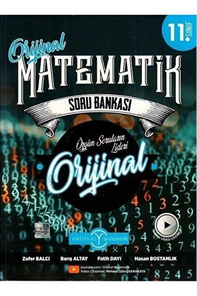 11. Sınıf Matematik Orijinal Soru Bankası Orijinal Yayınları