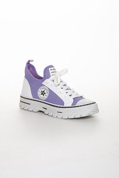 Kadın Lila Unisex Spor Ayakkabı Wmax355842