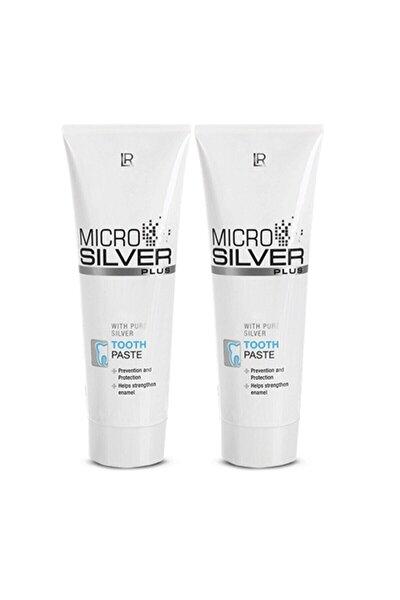 Microsilver 2'li Plus Diş Macunu