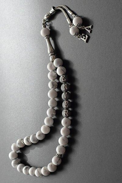 925 Ayar Gümüş Isimli Havlit Tesbih