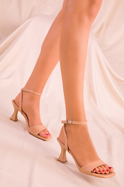 Ten Kadın Klasik Topuklu Ayakkabı 15810