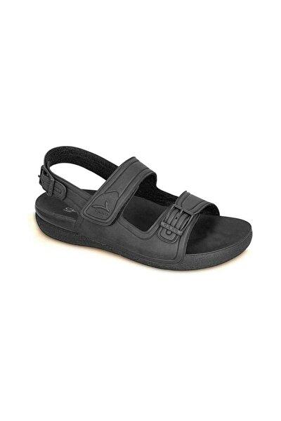 Kadın Siyah Sandalet 1300 4