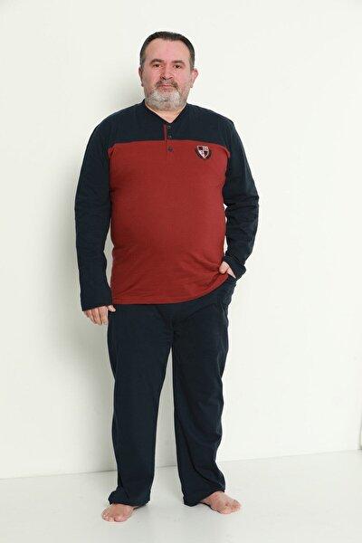 Erkek Büyük Beden Pijama Takımı Xl-2xl-3xl-4xl
