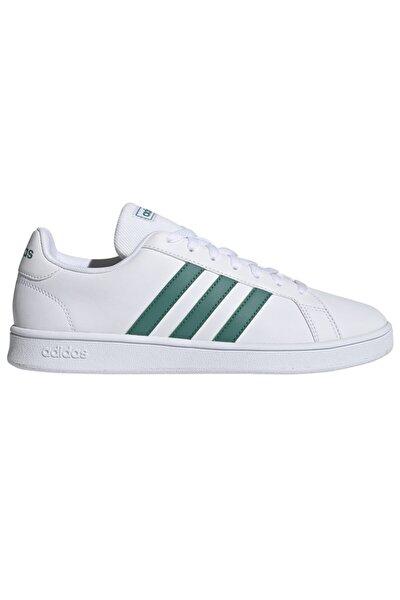 Grand Court Base Erkek Beyaz Spor Ayakkabı (EE7905)