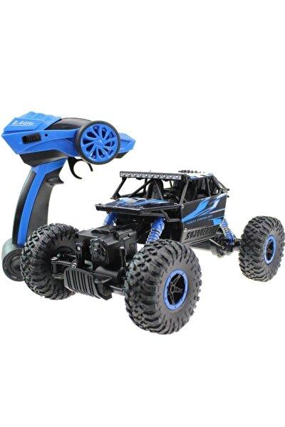 Rock Crawler Profesyonel Uzaktan Kumandalı Jeep 4x4 Buggy Araba