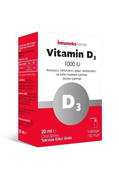 Farma Vitamin D3 1000 Iu