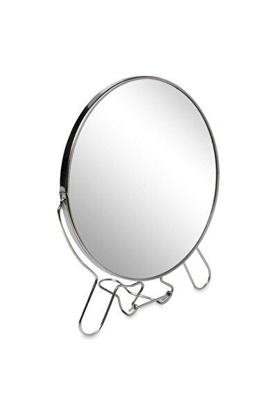 Makyaj Aynası Oval Çift Taraflı Büyüteçli 8 Inç
