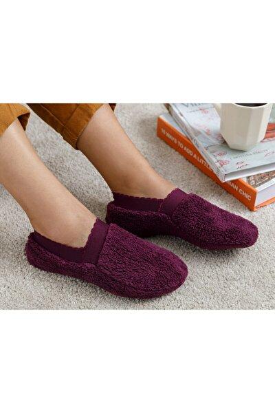 New Soft Kadın Çorap Mürdüm