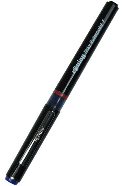 Tıkky Rollerpoınt Fıne Mavi Uç Kalem