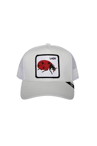 Kadın Beyaz Şapka