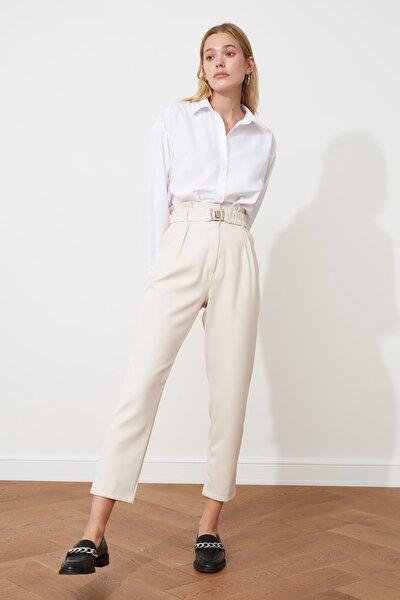 Taş Kemerli Pantolon TWOSS21PL0028