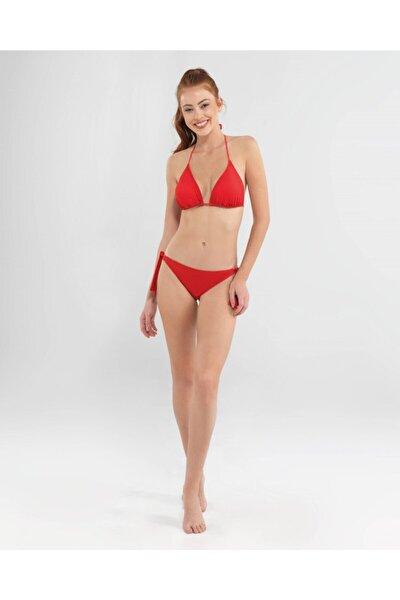 Kadın Bikini Üst - 8584 - Kırmızı
