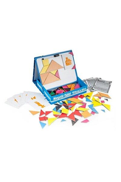 3445 Manyetik Tablet Tangram Eğitim Seti