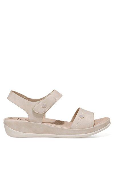 ABSALON 1FX Bej Kadın Comfort Ayakkabı 101027249