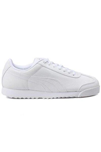 Roma Kadın Beyaz Günlük Spor Ayakkabı
