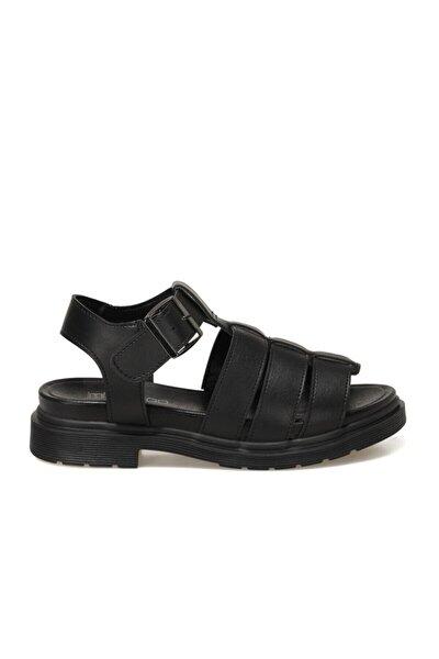 21S-0961FX Siyah Kadın Sandalet 101014359