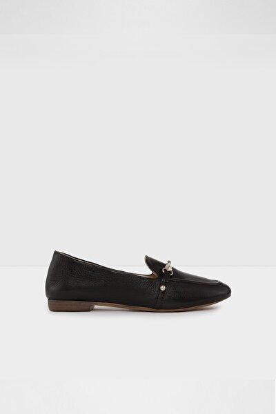 Kadın Siyah Loafer Ayakkabı