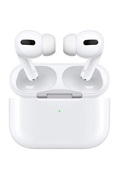 Beyaz  Pro Uyumlu Bluetooth 5.0 Kulaklık