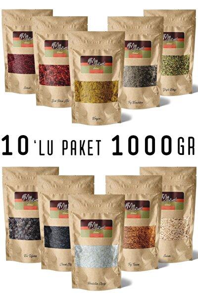 Baharat Kampanya Paketi 10'lu 10 Adet - 1kg