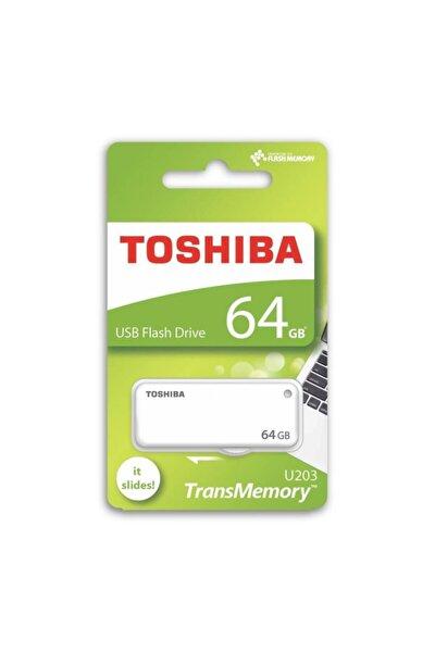 Yamabiko 64GB USB 2.0 Usb Bellek Beyaz