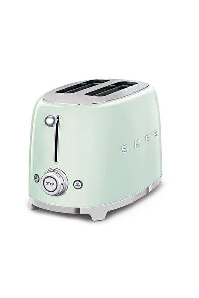 Pastel Yeşil 2x2 Ekmek Kızartma Makinesi