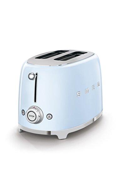 Pastel Mavi 1x2 Ekmek Kızartma Makinesi