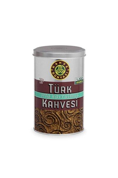 Orta Kavrulmuş Türk Kahvesi 250g