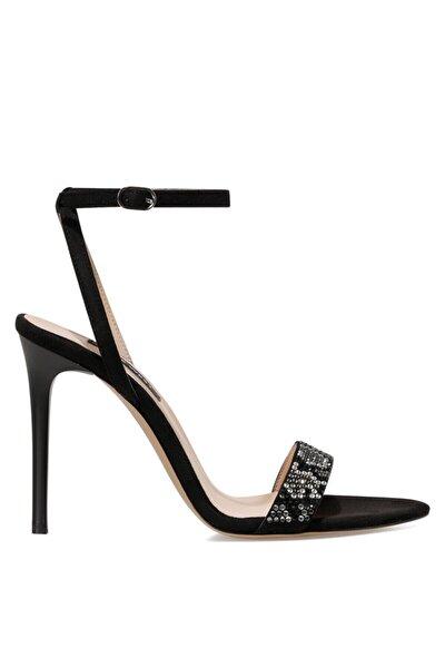 GEORGIA Siyah Kadın Sandalet 100581985