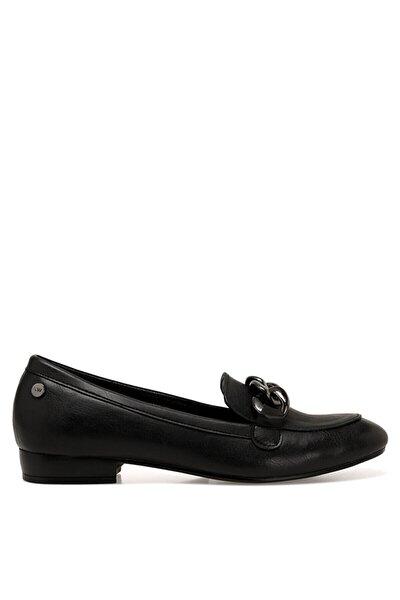 CROMA2 Siyah Kadın Loafer Ayakkabı 100581964