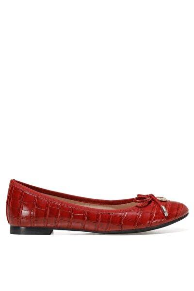 LILLYA Kırmızı Kadın Babet 100918996