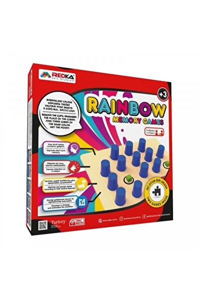 Rainbow Memory Games Hafıza Oyunu Raınbow