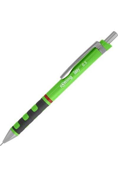 Rotrıng Tıkky 2007421 Mekanik Kurşun Kalem 0.5 Mm Koyu Yeşil