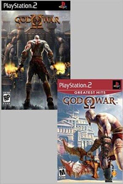 Playstatıon 2 - God Of War Serisi
