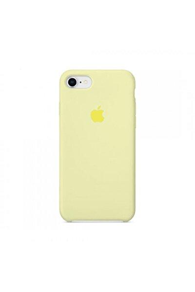 Limoni Iphone 8 Uyumlu Lansman İçi Kadife Kılıf