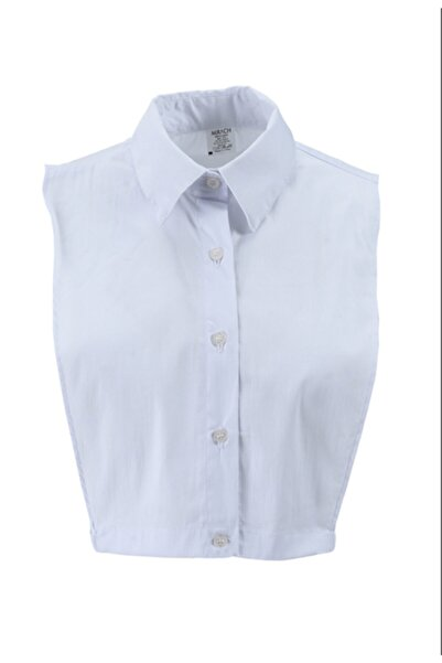 Beyaz Gömlek Yakası