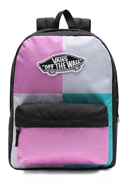 Realm Backpack Unisex Pembe Sırt Çantası Vn0a3uı6zg61