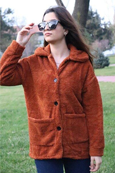 Kadın Peluş Ceket