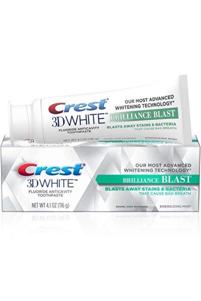 3d White Brilliance Blast Diş Macunu (116 gr)