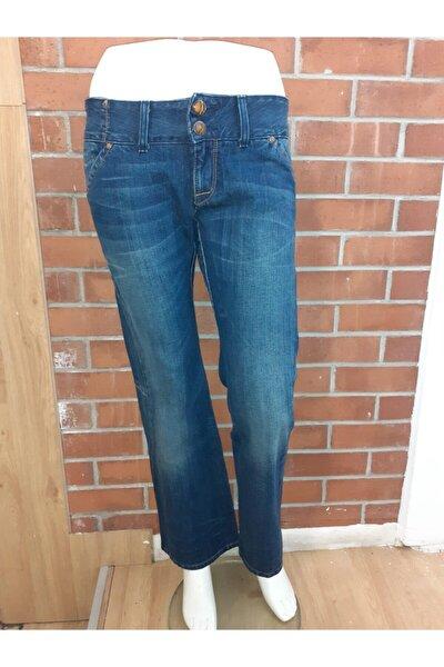 Kadın Koyu Mavi Jeans 1361300