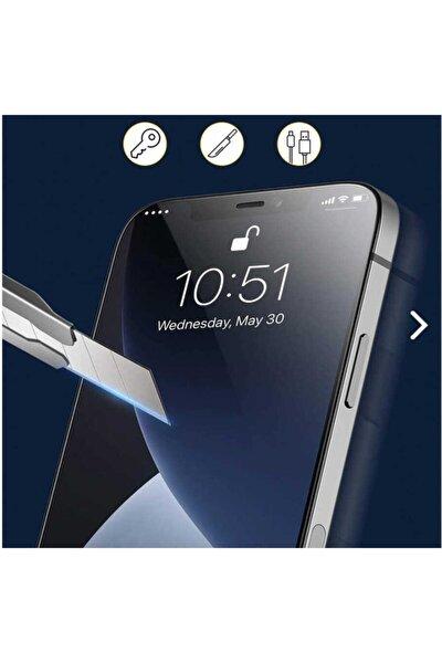 Iphone 11 Ve Xr Uyumlu Seramik Matte Nano Ekran Koruyucu 100d