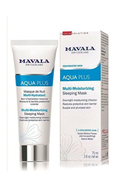 Aqua Plus Multi Nemlendirici Uyku Maskesi 75 ml