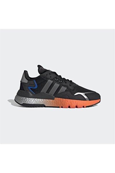 Erkek Nıte Jogger Ayakkabı Cblack/blcsıl/solred